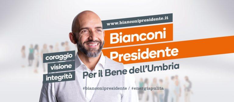 Elezioni regionali, liberiamoci dalle menzogne votiamo Vincenzo Bianconi