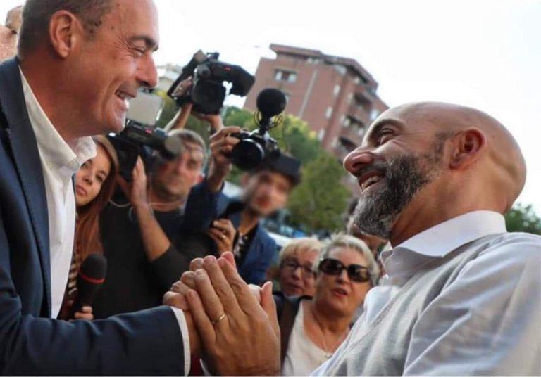 Zingaretti sul voto in Umbria