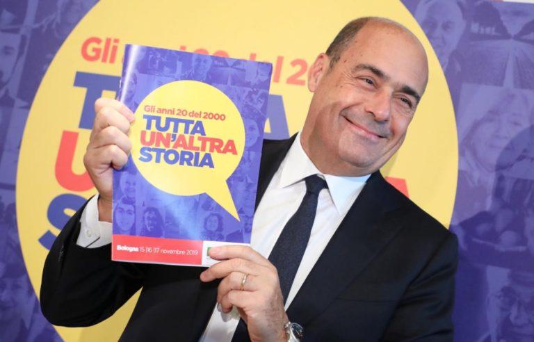 Terminata la tre giorni a Bologna con Zingaretti