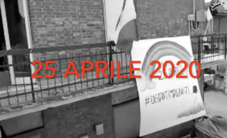 25 aprile: Resistenza (video)