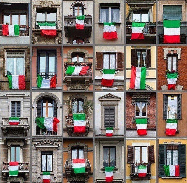 Il 2 giugno esponiamo il tricolore alle finestre