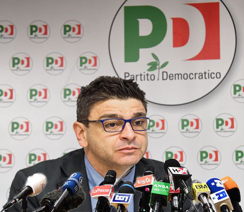 Candidato Segretario Regionale: De Rebotti