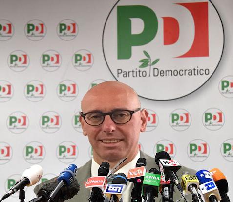 Candidato Segretario Regionale: Presciutti