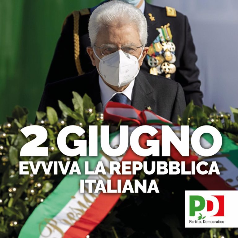 2 Giugno, evviva la Repubblica Italiana